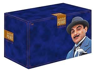 名探偵ポワロ 完全版 DVD-BOX 1