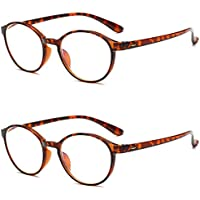 VEVESMUNDO ReadingGlassesAnti Blue light Blocking Computer Flexible TR90 Lightweight Presbyopic Optical Eyeglasses for MenWomen 1.0 1.5 2.0 2.5 3.0 3.5 4.0