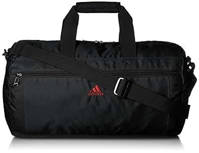 [アディダス] ボストンバッグ 容量19L 縦サイズ26cm 26439 1 ブラック