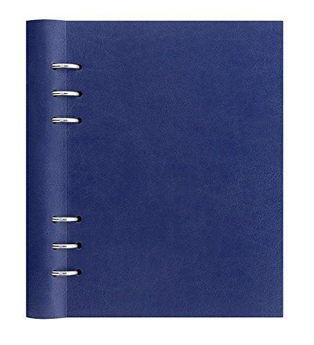 ファイロファックス システム手帳 クリップブック A5 ネイビー 26018 [並行輸入品]
