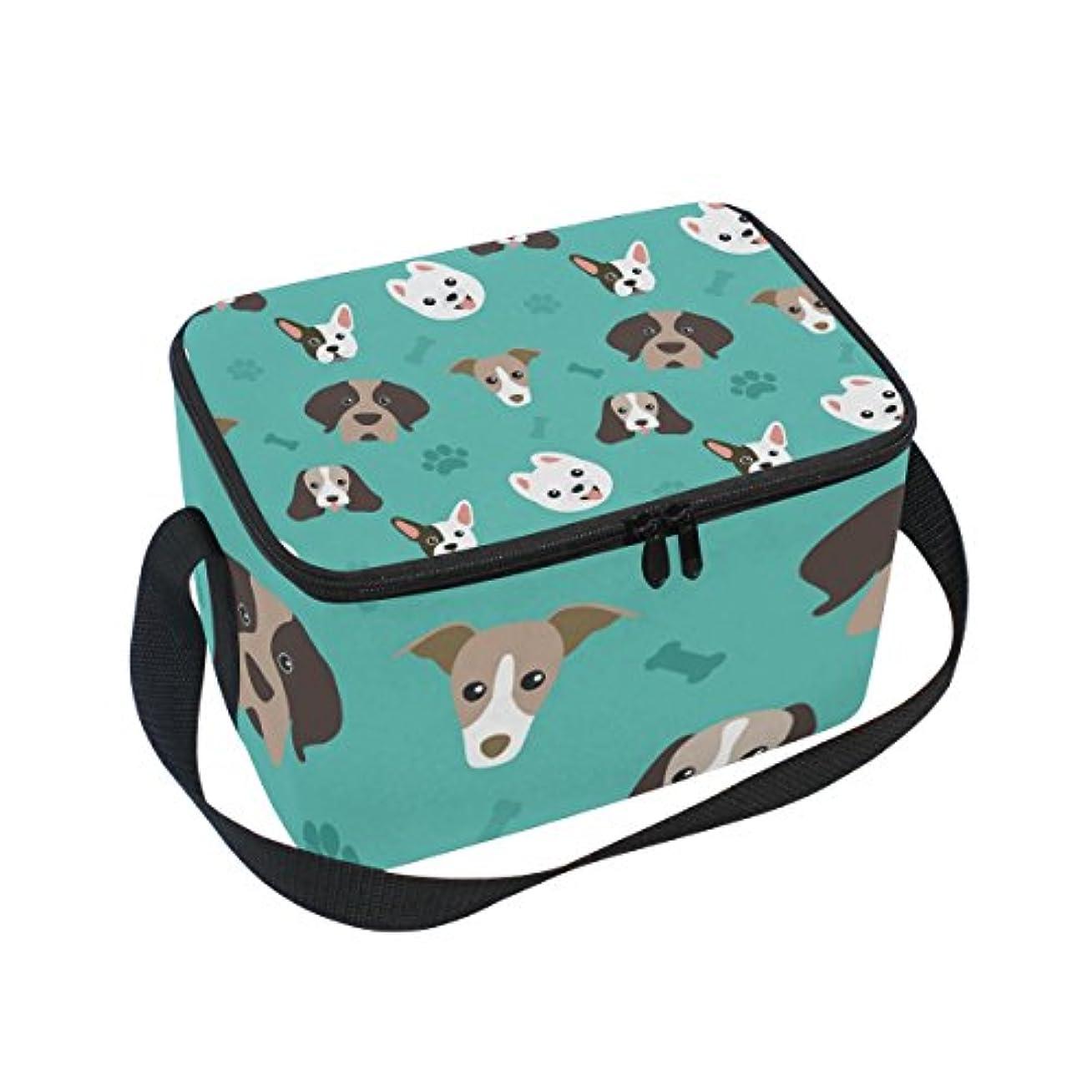 薬日土砂降りクーラーバッグ クーラーボックス ソフトクーラ 冷蔵ボックス キャンプ用品 犬柄 パタンー 保冷保温 大容量 肩掛け お花見 アウトドア