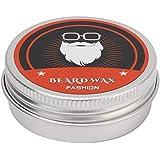 ひげワックス、メンズひげグルーミングワックス口ひげ保湿ワックスひげスムーススタイリングシェービングケア