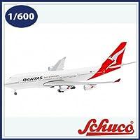 Schuco Aviation ( シュコーアヴィエーション ) 飛行機模型 403551649 B747-400 カンタス航空 1/600