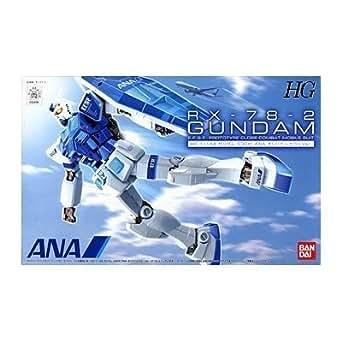 【ANA限定】 HG 1/144 RX-78-2 ガンダム Ver.G30th ANAオリジナルカラーVer. 《プラモデル》