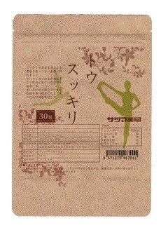 〔サツマ薬局〕 トウスッキリ 高濃度コタラヒム茶(ティーパック) 30包