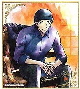 名探偵コナン色紙ART3 [15.赤井秀一【箔押しレア】](単品)