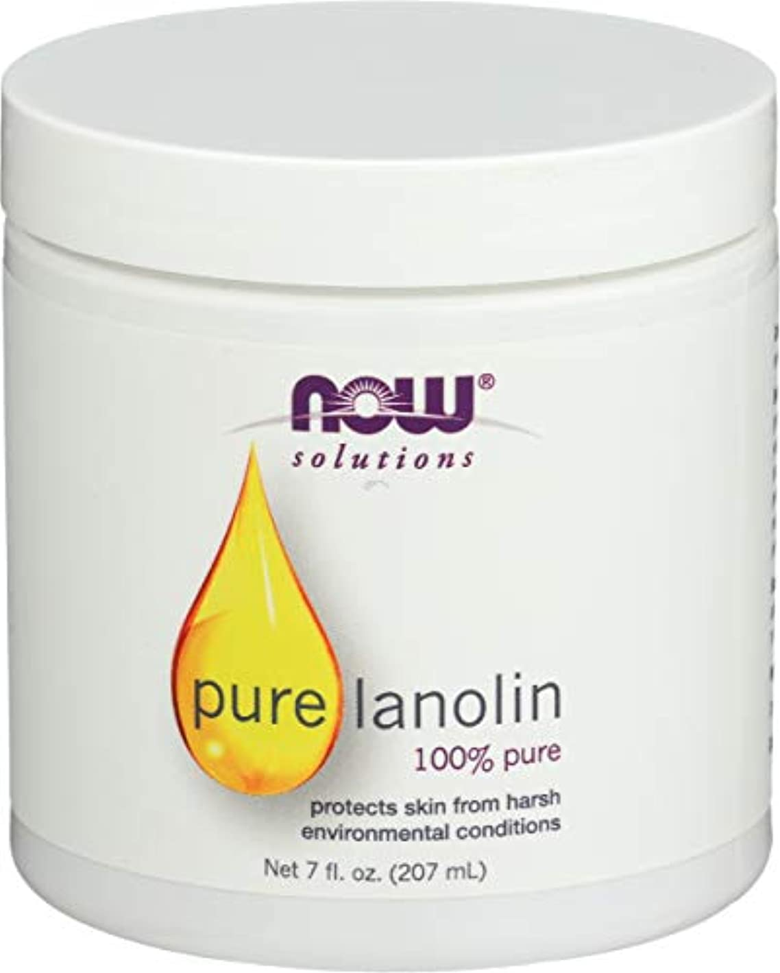 海外直送肘 LANOLIN PURE, 7 OZ
