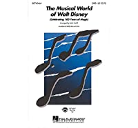 The Musical World Of Walt Disney - SATB. Partitions pour SATB, Accompagnement Piano(Symboles d'Accords)