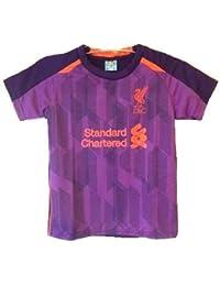 30a239715293c8 ... 紫 ゲームシャツ パンツ付 · ¥ 2,890 · ≪代引可≫子供用 K048 リバプール ...