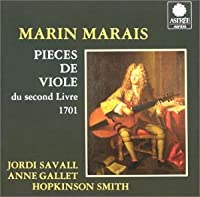 Marais;Viol Pieces Vol.2