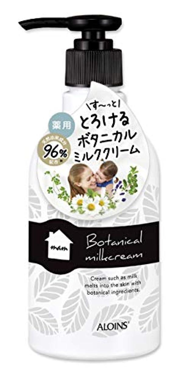 煙六活発マム ボタニカルミルククリーム