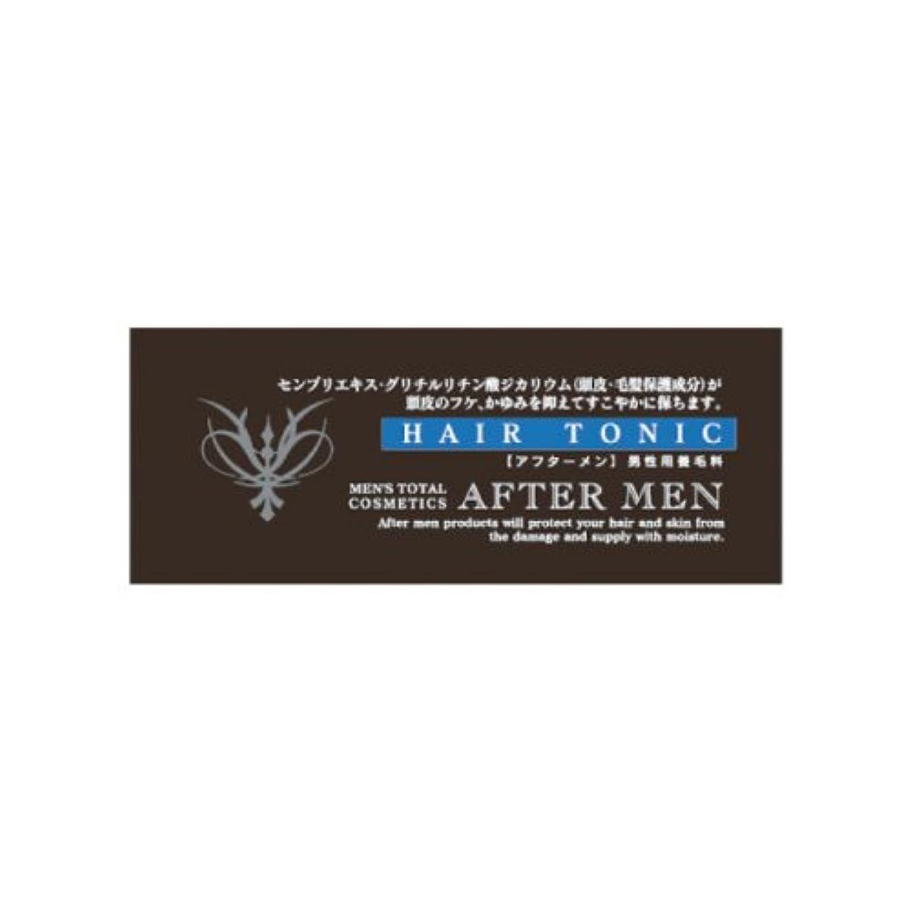 悪性のブーストグレーアフターメン ヘアトニック 10包