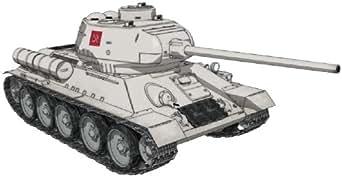 1/35 ガールズ&パンツァーシリーズGP-11 T34/85プラウダ高校ver.