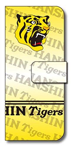手帳型スマホケース阪神タイガース虎ロゴモデルiPhon...