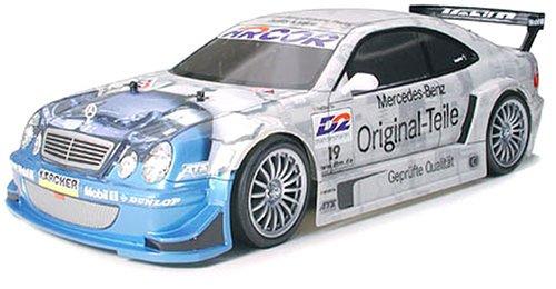 1/10 電動ラジオコントロールカー シリーズ ベンツ CLK DTM 2000 オリギナルタイレ