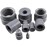 TARION® カメラ レンズ オープナー ゴム製 カメラのレンズリングを外す 工具 9点セット レンズの修理や掃除に(9点セット)