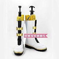 「COSCOOL」 あんさんぶるスターズ! 流星隊 涙と絆の返礼祭 仙石忍 コスプレ靴 cosplay ブーツ