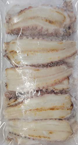 岩だこ 刺身用 炙り岩たこ スライス ( 醤油漬け ) 140g ( 20枚 ) 業務用 寿司ねた 冷凍