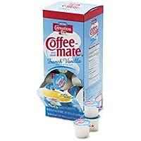Nestle ®カーネーション® coffee-mate ®液体クリーマー、LIQD、Frnchvnla (パックof15)