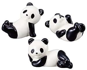パンダな毎日 パンダ箸置き 3個セット SAN2021