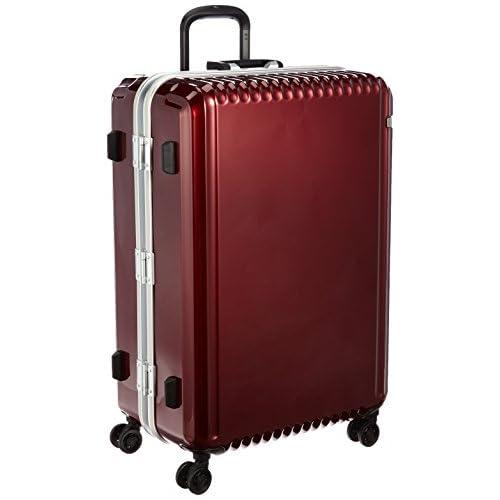 [エース] ace. スーツケース パリセイドF 68cm 90L 5.4kg 無料預入受託サイズ 05574 10 (レッド)