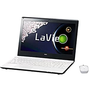 日本電気 LaVie Note Standard - NS700/AAW クリスタルホワイト PC-NS700AAW