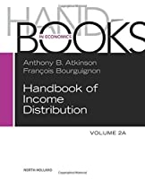Handbook of Income Distribution, Volume 2A-2B by Unknown(2015-03-11)
