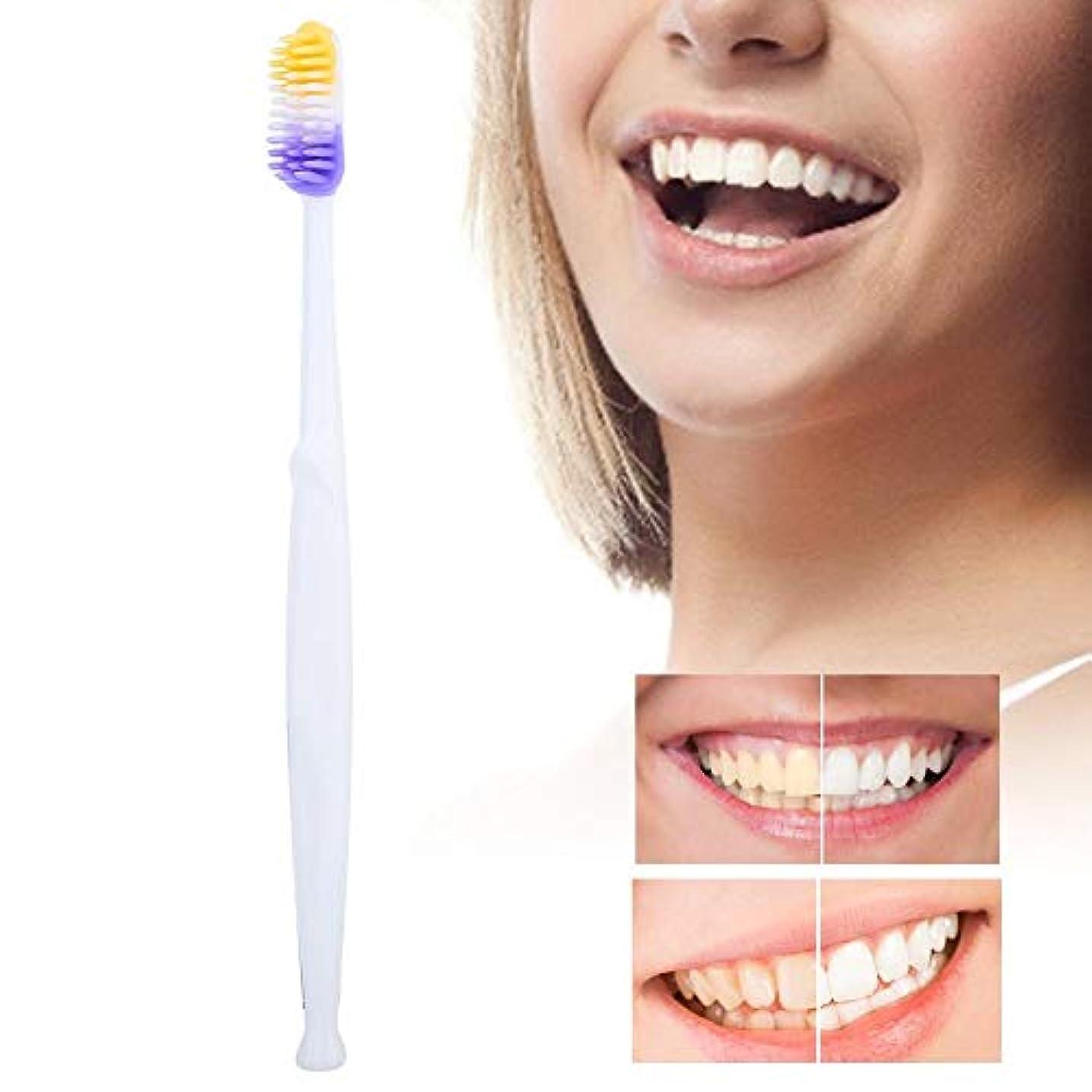 放散するコントローラ何もない歯ブラシ、妊娠中の産後の女性のオーラルケア用具のためのシリコーンの柔らかい毛の歯ブラシのクリーニングの歯ブラシ