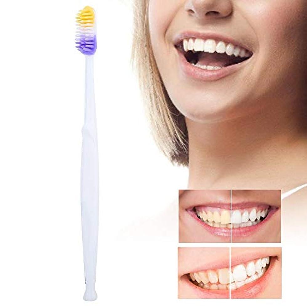 ループ工業化する狂乱歯ブラシ、妊娠中の産後の女性のオーラルケア用具のためのシリコーンの柔らかい毛の歯ブラシのクリーニングの歯ブラシ