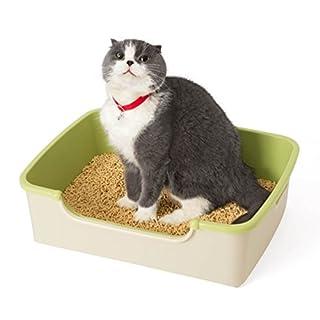 猫に心地よいお部屋を♪プラ製キャットケージ 2段のレイアウト