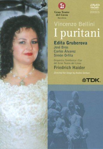 I Puritani [DVD]