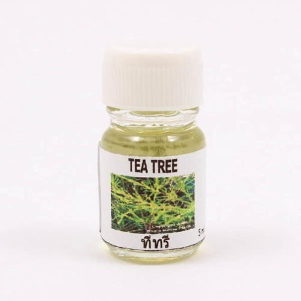 キュービック無謀島6X Tea Tree Aroma Fragrance Essential Oil 5ML (cc) Diffuser Burner Therapy