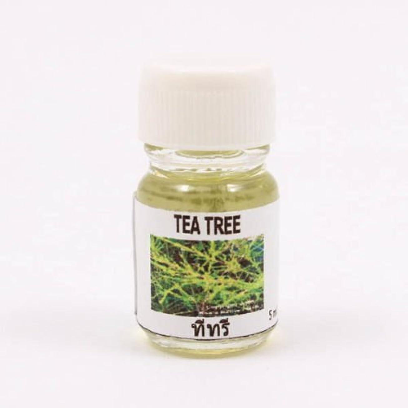 起点決定する答え6X Tea Tree Aroma Fragrance Essential Oil 5ML (cc) Diffuser Burner Therapy