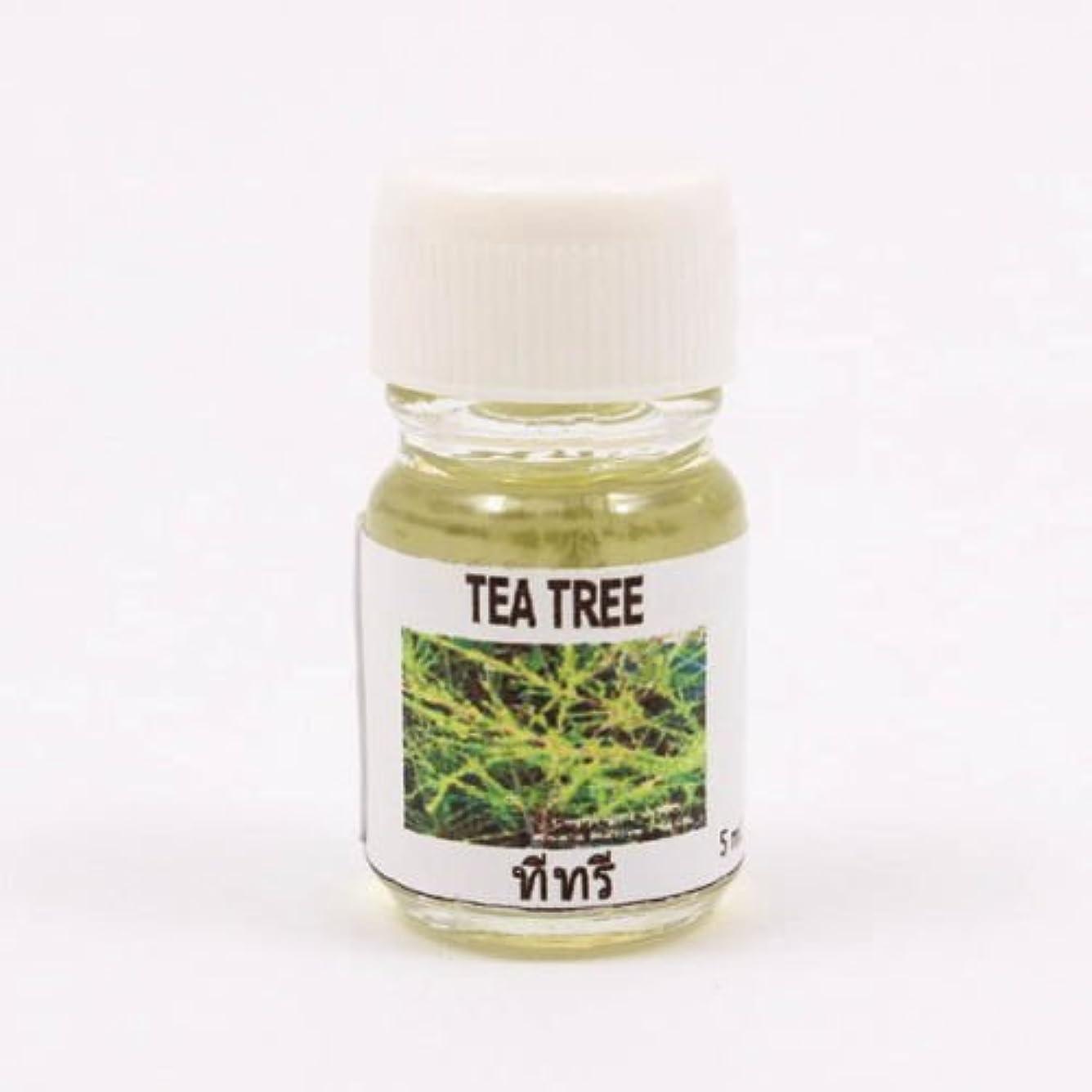 悔い改めストロー社会主義者6X Tea Tree Aroma Fragrance Essential Oil 5ML (cc) Diffuser Burner Therapy