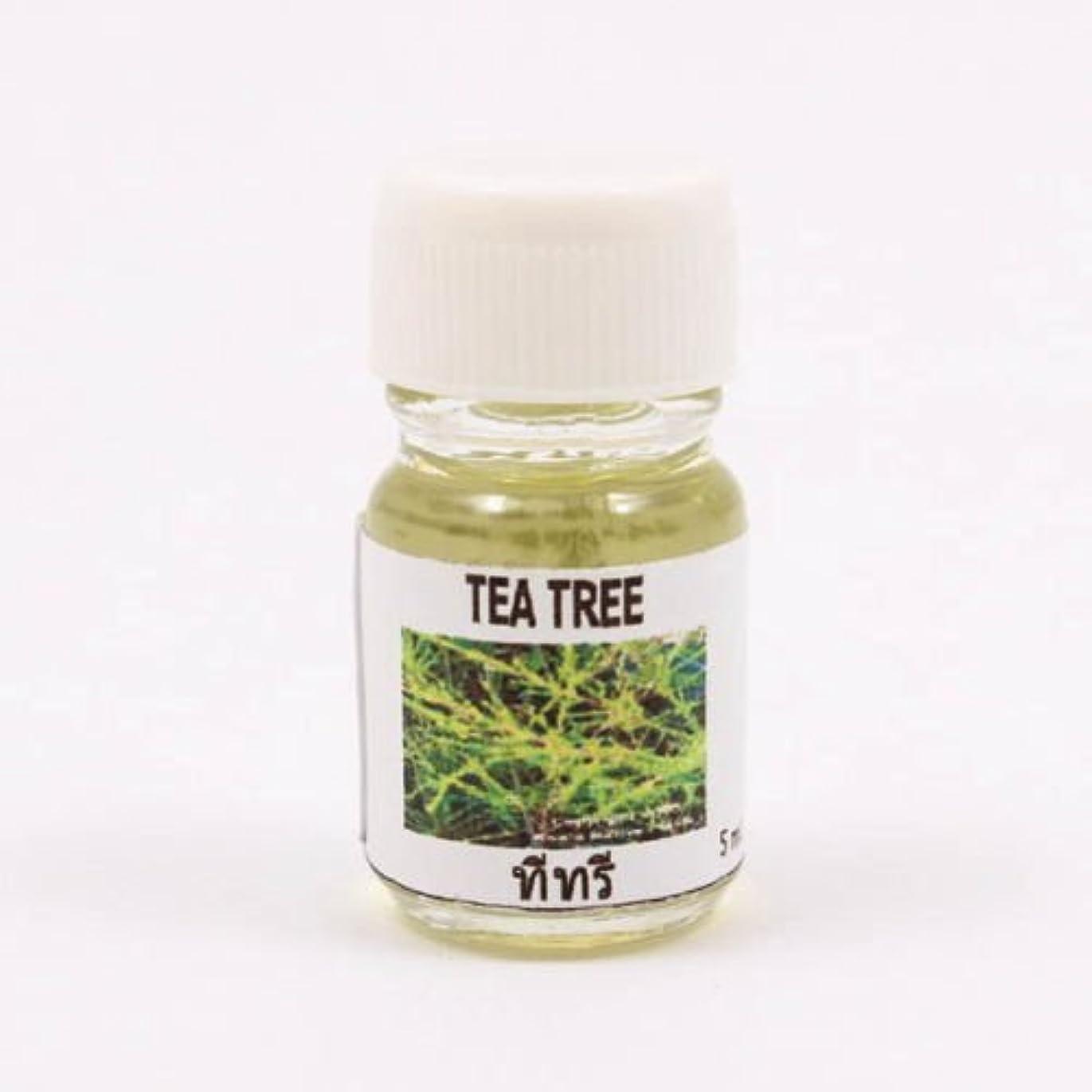 悲鳴神秘考古学者6X Tea Tree Aroma Fragrance Essential Oil 5ML (cc) Diffuser Burner Therapy