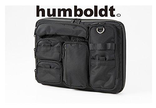 HUMBOLDT バックインバック ブラック PCケース 黒 (ブラック)