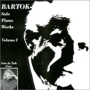 Solo Piano Works 1
