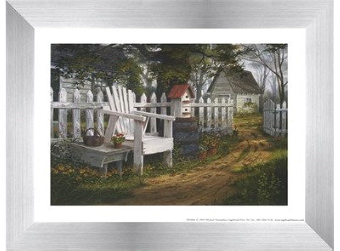 アトミックまもなくペダルサンシャインセレナーデby Michael Humphries – 8 x 6インチ – アートプリントポスター LE_115538-F9935-8x6