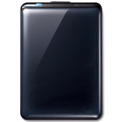 BUFFALO ターボPC EX2 USB3.0 ポータブルHDD 1TB ブラック HD-PNT1.0U3-BC