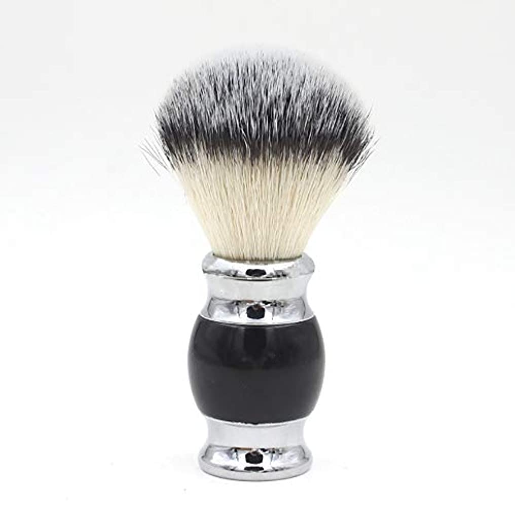 クラッチ補う適応1 シェービングブラシシェービング ひげブラシ ブラシ メンズ 毛 洗顔 髭剃り 理容 泡立ち