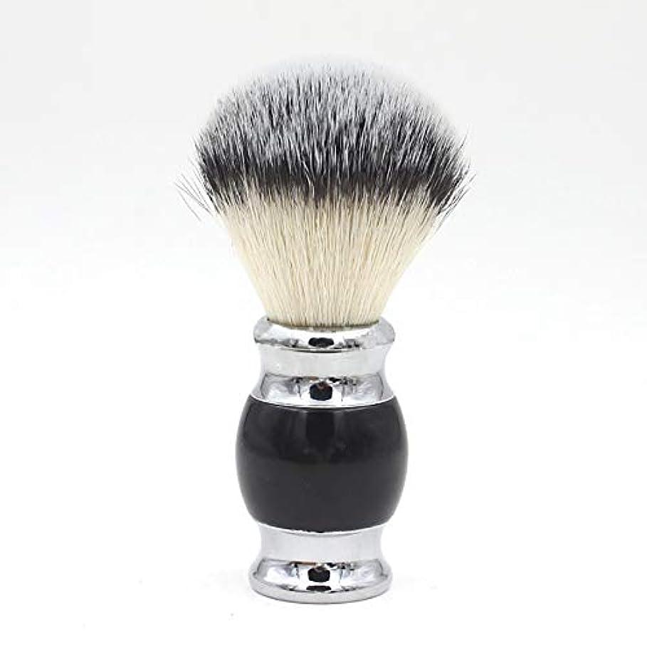 服を洗うタービンアッパー1 シェービングブラシシェービング ひげブラシ ブラシ メンズ 毛 洗顔 髭剃り 理容 泡立ち