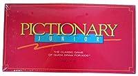 Pictionary Junior 1993 Edition by Milton Bradley [並行輸入品]