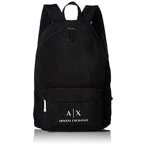[A|Xアルマーニ エクスチェンジ]A|Xロゴ ナイロンバックパック MAN'S BACKPACK NERO