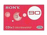 SONY オーディオカセット 90分 ノーマルポジション C90CDX1L