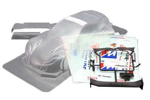 GT-500用 ホンダ HSV-010 ボディセット GT-HSVBS