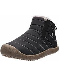 キンハキ スノーブーツ メンズ レディース ブーツ 冬靴 防寒 防水 ショートブーツ