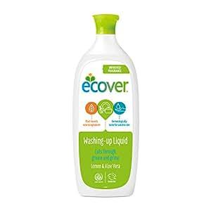 エコベール 食器用洗剤レモン 本体1000ml