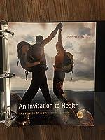 An Invitation to Health, Brief Edition, Loose-Leaf Version