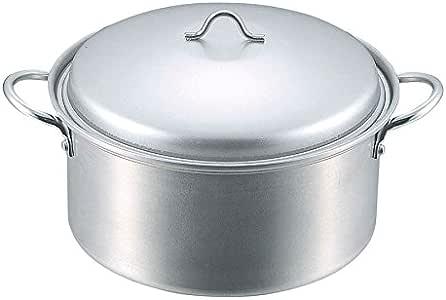 キャプテンスタッグ(CAPTAIN STAG) バーベキュー BBQ用 石焼きいも鍋 22cm 石1.2kg付M-5559