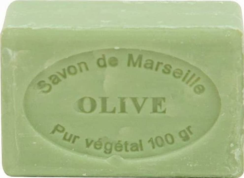 ル?シャトゥラール ソープ 100g オリーブ SAVON 100